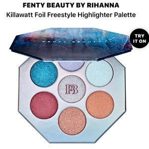 Fenty Beauty Killawatt Foil Highlighter palette